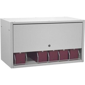 Retractable Storage Cabinet by..
