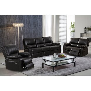 Koval Layla Reclining Configurable Living Room Set