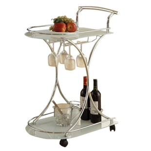 Baumbach Bar Cart by Ebern Designs