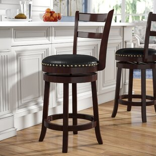 Maly 26.25'' Swivel Bar Stool