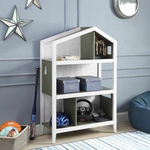 Cloquet 50 Bookcase by Zoomie Kids