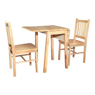 Callaway Extendable Dining Set With 2 Chairs By Alpen Home