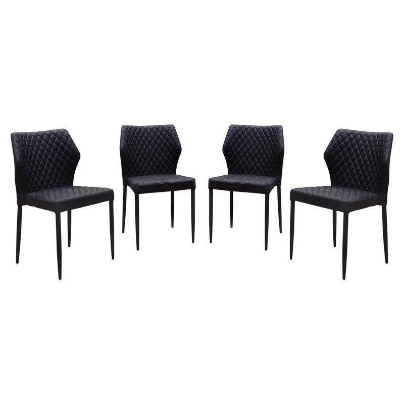 Orren Ellis Rioux Upholstered Dining Chair Wayfair