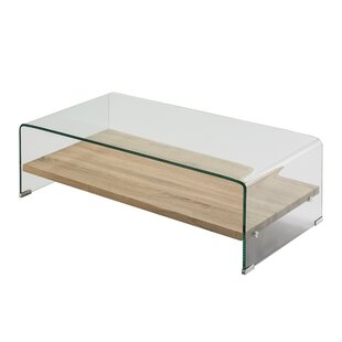 Sonoma Coffee Table With Storage By Schuller