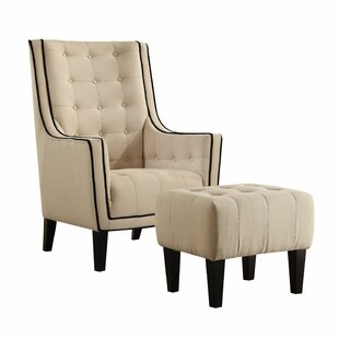 Edinger Wingback Chair