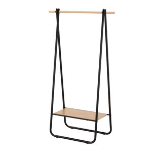 StowtheWold 90cm Wide Clothes Rack By Ebern Designs