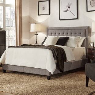 Woodside Low Profile Platform Bed by Three Posts