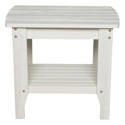 Casler Wooden Side Table by Breakwater Bay #2