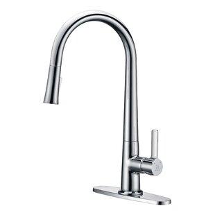 ANZZI Orbital Series Pull Down Bar Faucet