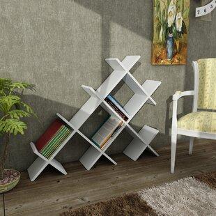 Zachary Standard Bookcase by Latitude Run