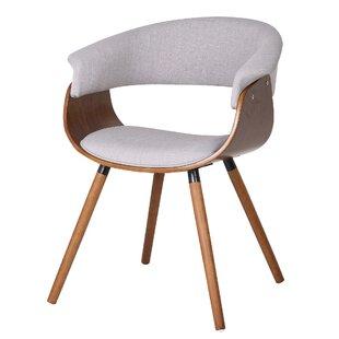 Genial Zoe Bent Wood Accent Armchair