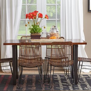 Gypsum Dining Table by Trent Austin Design