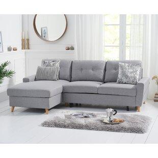 Munden Sleeper Corner Sofa By Mercury Row