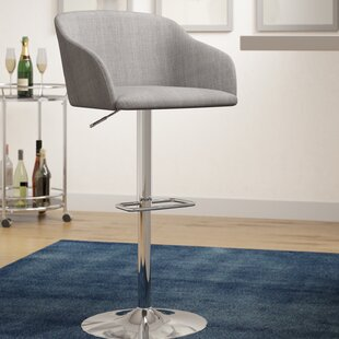 Brielle 23.5 Swivel Bar Stool by Langley Street