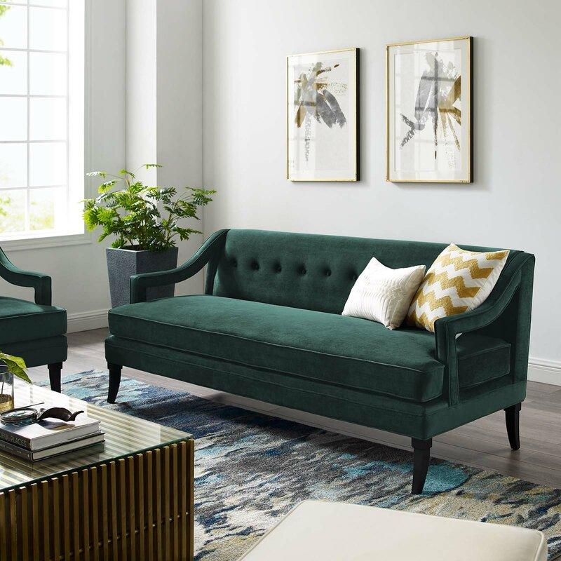 House of Hampton Concur Configurable Living Room Set