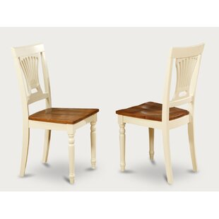 Rutledge Solid Wood Dining Chair (Set of 2)