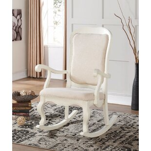 Jamestown Rocking Chair by Ophelia & Co.
