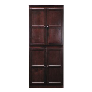 Kesterson 4 Door Storage Cabinet