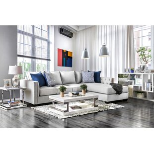 Ranee Transitional Sectional by Ivy Bronx