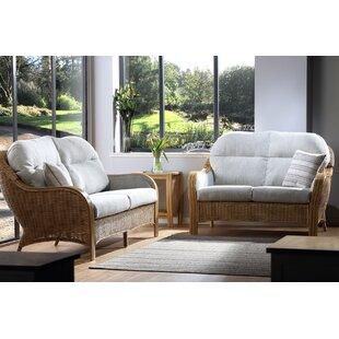 Darrow 3 Piece Conservatory Sofa Set By Beachcrest Home