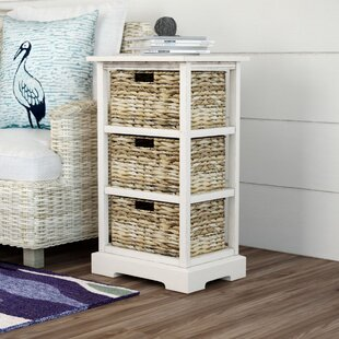 Online Reviews Halle End Table With Storage By Beachcrest Home