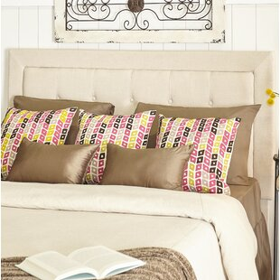 Clayton Upholstered Panel Headboard by Wildon Home®