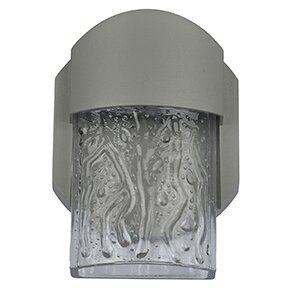 Tarragon 1-Light Outdoor Flush Mount by Orren Ellis