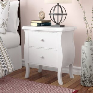 Comparison Nico 2 Drawer Nightstand by Laurel Foundry Modern Farmhouse