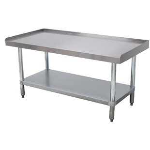 Economy Equipment Prep Table Advance Tabco