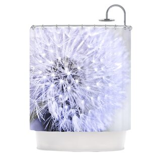 Lavender Wish Single Shower Curtain