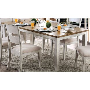 Virgil Extendable Dining Table by One Allium Way Spacial Price