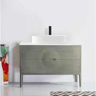 Colmar 47 Single Bathroom Vanity By KartonRepublic