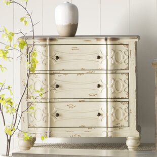 Read Reviews Istres 3 Drawer Chest By Lark Manor