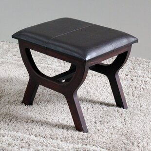 Youngston Stool with Wood Leg by Bloomsbury Market