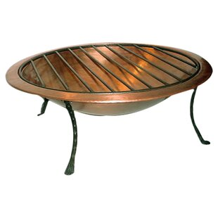 Deeco Royale Copper Fire Pit