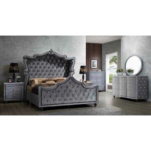 Rosdorf Park Grant Panel Configurable Bedroom Set