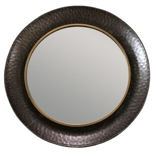 Everly Quinn Merseyside Iron Accent Mirror