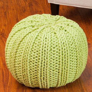 Olivia Pouf by Home Loft Concepts
