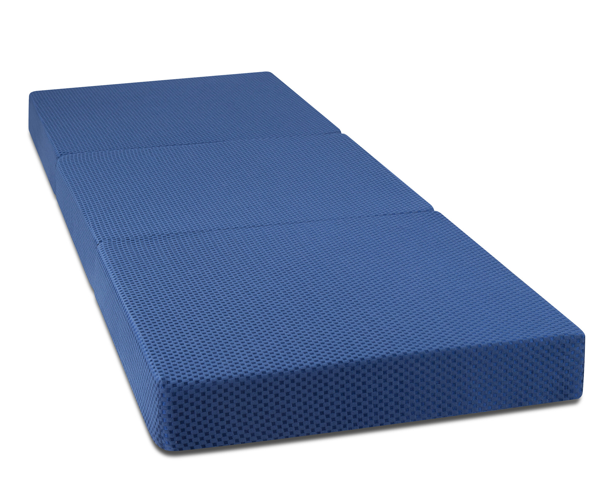 Sleeplace Tri Folding Single 4 Memory Foam Mattress Topper Reviews Wayfair