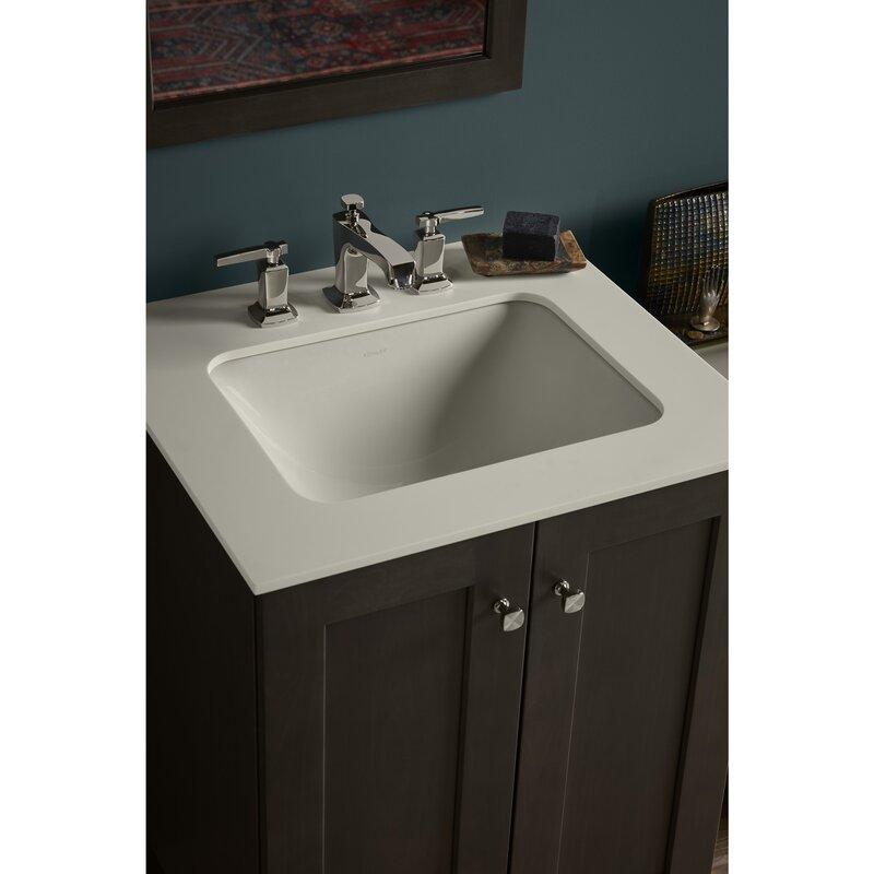 Alluring Rectangular Undermount Bathroom Sink Nrc For Amazing Home Small  Sinks ...