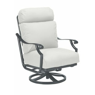 Montreux II Patio Chair With Cushion by Tropitone Herry Up
