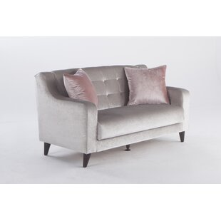 Shop Clemmons Loveseat by Mercer41