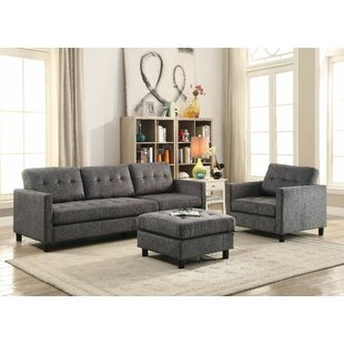Hillsboro 2 Piece Living Room Set by Ivy Bronx