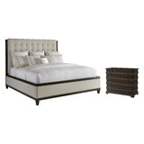 Brentwood Upholstered Standard Configurable Bedroom Set by Barclay Butera