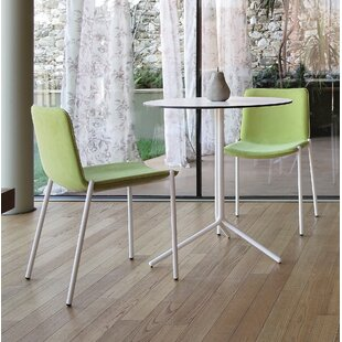 Trampoliere Plastic and Steel Dining Table