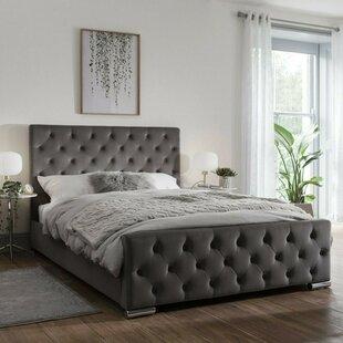 Discount Gunner Upholstered Bed Frame