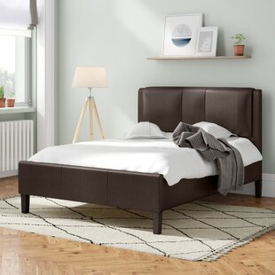 Elbert Upholstered Bed Frame By ClassicLiving
