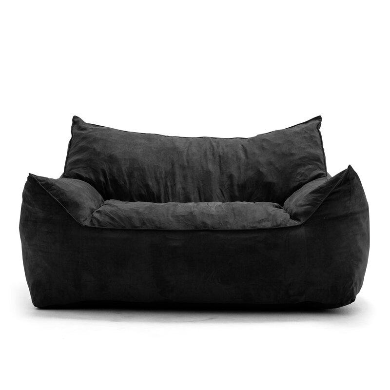 Greyleigh Extra Large Bean Bag Sofa