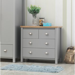 Barry 4 Drawer Chest By House Of Hampton