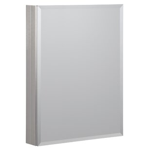 Best Reviews 19 x 30 Recessed or Surface Mount Medicine Cabinet By Hazelwood Home